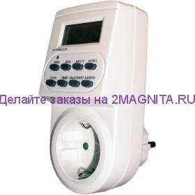 Таймер-розетка Feron ТМ22/61925