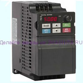 Преобразователь частоты с 1ф 220 в 3ф 0.75 Квт
