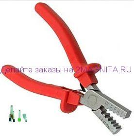 Пресс клещи WX-PZ 0.25-2.5 мм, для трубчатых наконечников