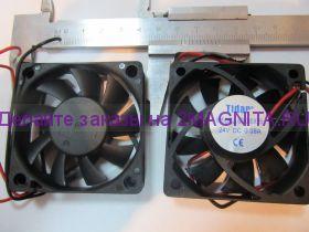 Вентилятор RQD 6015 24в 0.08А