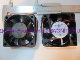 Вентилятор RQD 6020 12в 0.13А